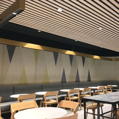 Australia Square - new Food Court features 3S Lighting luminaires