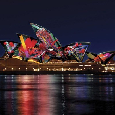 Vivid Sydney 2018 - 10 years of creativity