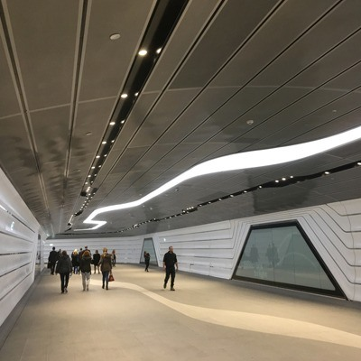 Wynyard Walk opens for public