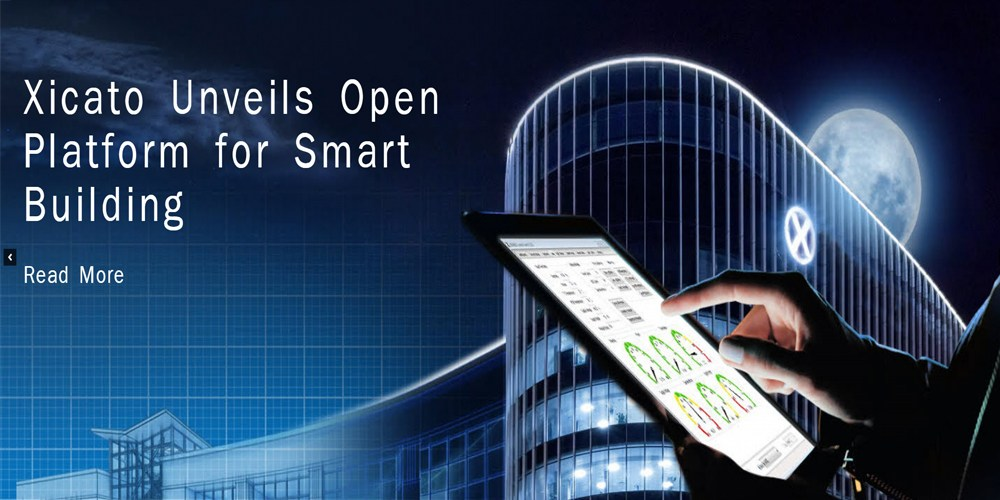 XICATO UNVEILS OPEN PLATFORM FOR SMART BUILDING APPLICATIONS