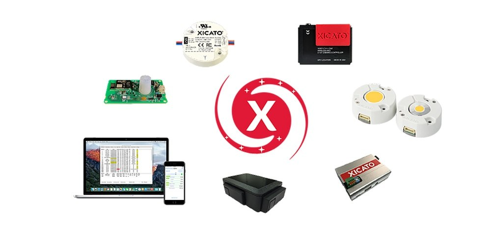 Xicato's GalaXi Intelligent Bluetooth System in application by 3S Lighting