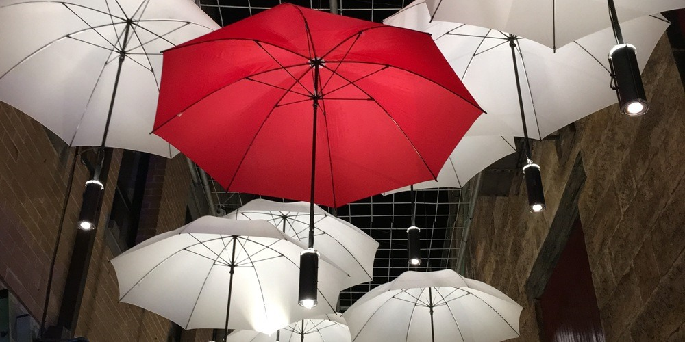 XIM goes Under My Umbrella at Vivid in Sydney